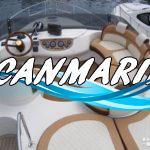 Перетяжка, ремонт, дизайн интерьера яхт и катеров