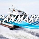 Катер мореходный каютный Nord Star 36 FLY